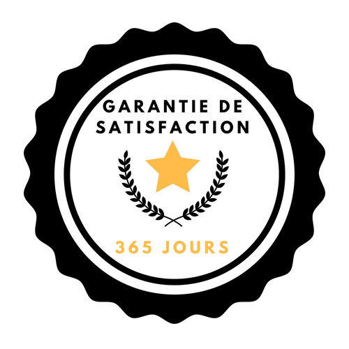 Garantie de satisfaction de la formation creer son site de restaurant en 7 heures